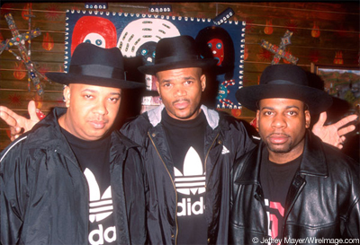 Run D.M.C Goes Into The Rock Hall Of Fame