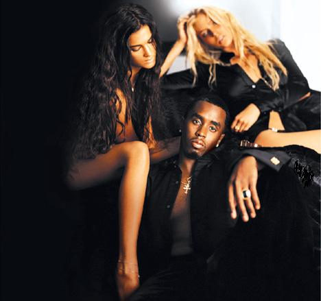 Does Diddy Have A Problem With Dark Skinned Females?