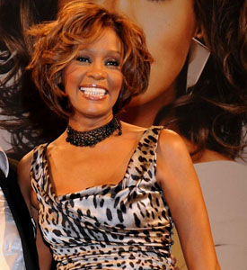 Superstar Whitney Houston Ready For Comeback