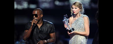Kanye West A Punk For What He Did To Swift