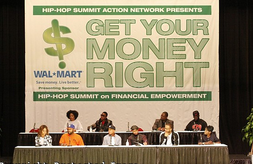 Hip Hop Summit In Houston/Didn't Happen In Seattle