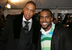 Jay Z And Kanye West To Do A Album Together