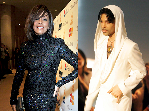 Whitney Back In Rehab/Told To Stay Away From Prince Concerts