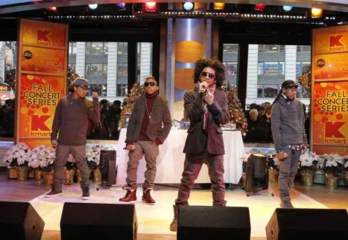 Music Inner City News Magazine Bio: Mindless Behavior
