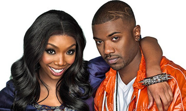 Brandy Is Not Happy With Little Bro New Joint