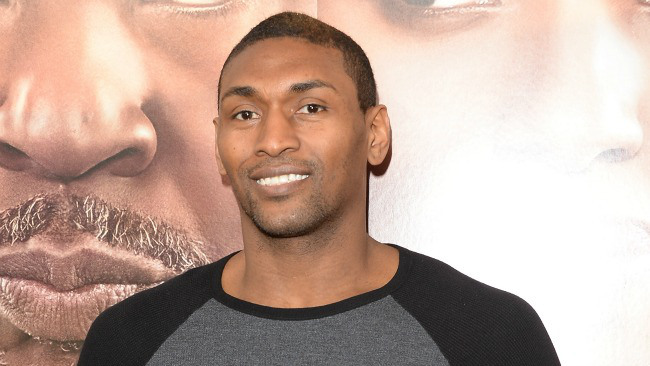 New Music From NBA Player Metta World Peace
