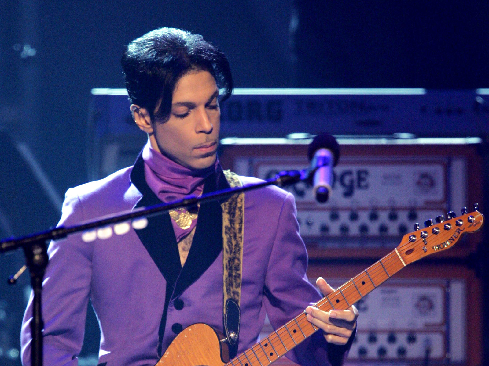 Music Inner City News Magazine Bio: Prince