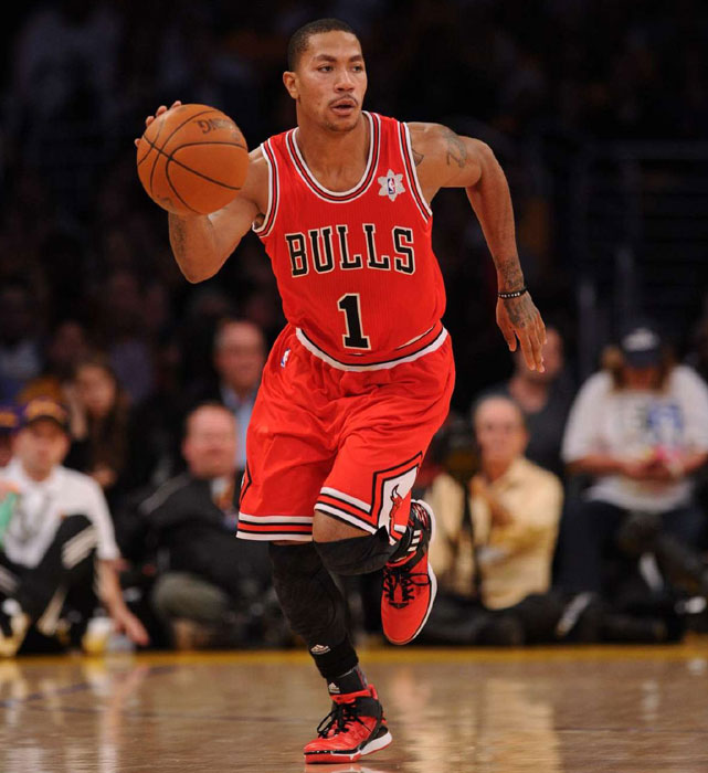 rose nba player