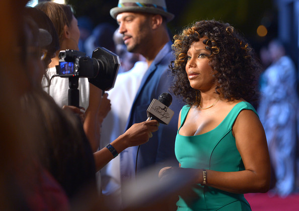 "Miche'le Speaks Up On The Movie ""Straight Outta Compton"""