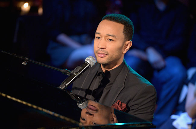 I Have Much Respect For John Legend