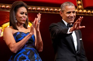 The Obamas Sign Production Deal With Netflix